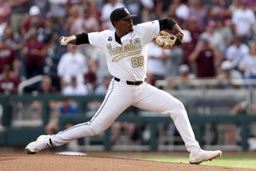 Mets Rumors: NY Won't Sign Top Pick Kumar Rocker to Contract Following Physical Exam