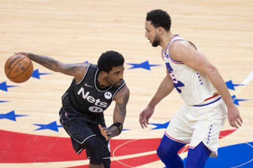 Kyrie Irving Says Nets' Loss to 76ers 'Just a Fun Game Overall'
