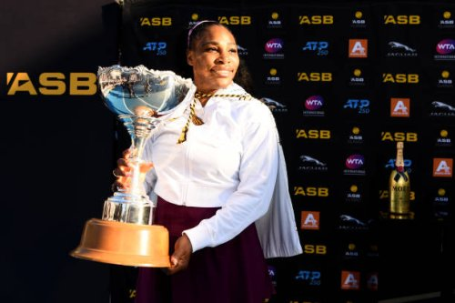 Serena Williams to Executive Produce Docuseries as Part of New Amazon TV Contract