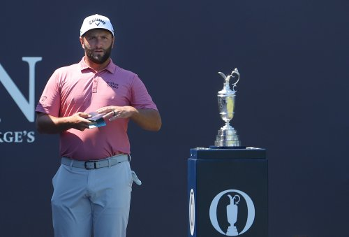 World No. 1 Golfer Jon Rahm Withdraws from Olympics After Testing Positive for COVID