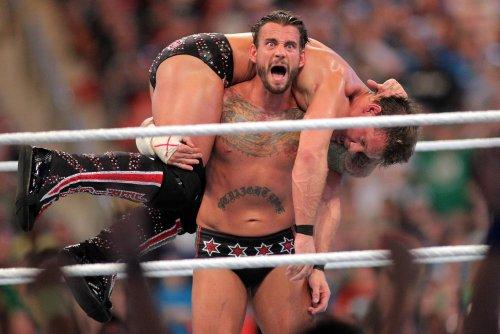 CM Punk Talks Pitch for WrestleMania 29 Triple-Threat Match with John Cena, The Rock