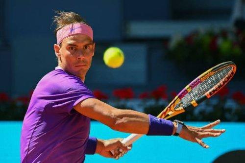 Madrid Open 2021: Rafael Nadal's Straight-Sets Win Highlights Thursday's Action