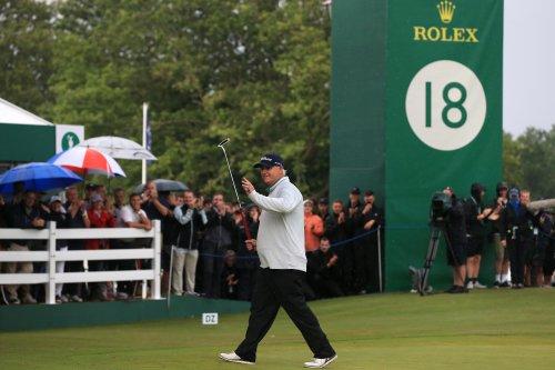 Senior British Open 2021: Stephen Dodd Earns Win with Clutch Birdie on 18th Hole