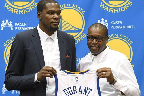 Kevin Durant Was Upset After Father Met with Knicks in 2019 Free Agency, Book Says