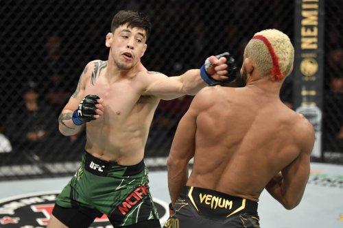 Brandon Moreno Wins UFC Flyweight Title, Becomes 1st Mexican-Born Champion