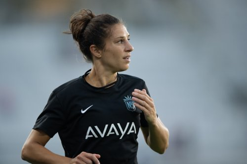 Carli Lloyd Says She'll Pass No. 10 USWNT Jersey Down to Lindsey Horan After Retiring
