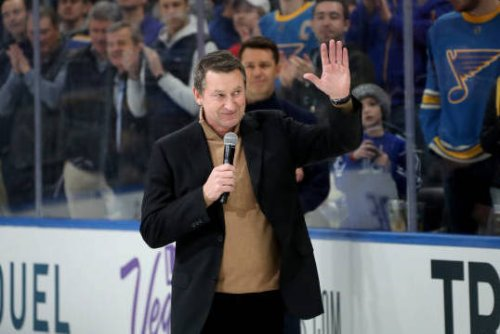 Wayne Gretzky Reportedly Approached By ESPN About NHL Broadcasting Role