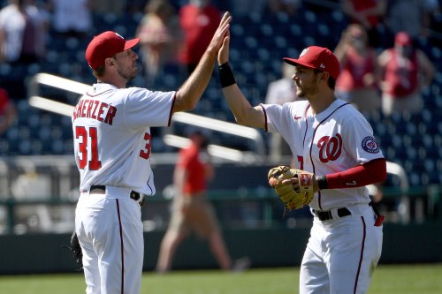 Max Scherzer, Trea Turner to Be Traded to Dodgers; Nationals Get Prospects