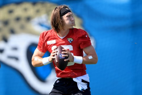 Trevor Lawrence Hasn't Been Named Jaguars Starting QB Yet, Pass Game Coordinator Says
