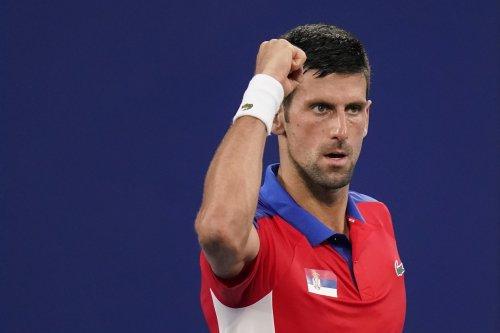 Olympic Men's Tennis 2021: Novak Djokovic Cruises in Win; Full Results from Monday