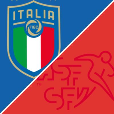 Italy Beat Switzerland