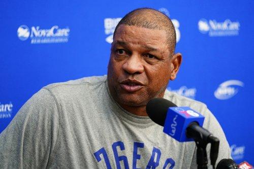 Doc Rivers Says Ben Simmons Isn't in Game Shape Ahead of 76ers' Season Opener