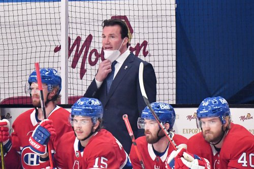 Canadiens' Dominique Ducharme 'Confident' of Return Before End of Stanley Cup Semis