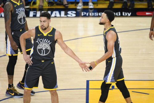Steph Curry Thinks Klay Thompson's NBA 3-Point Record Is 'Gettable'