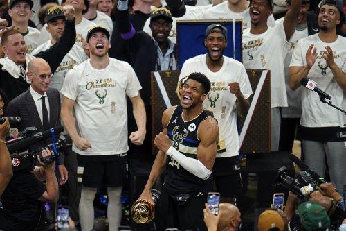 Milwaukee Bucks Win 2021 NBA Finals: Score, Celebration ...