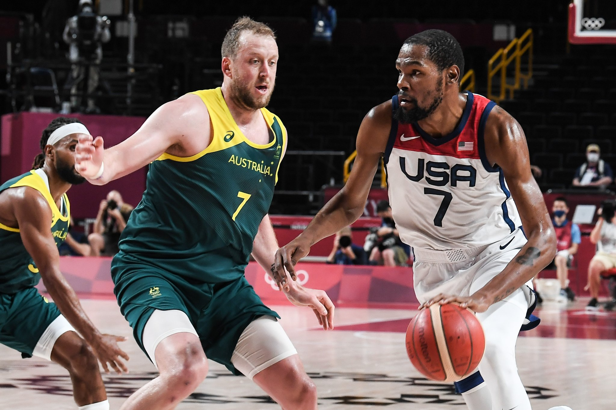 Olympic Basketball 2021: USA vs. France Set for Men's Gold-Medal Game