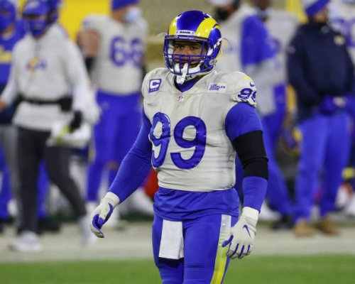Attorney to File Assault Charges Against Aaron Donald; Man Shares Photo of Injuries