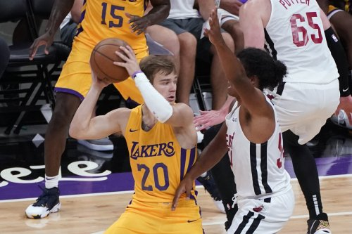 Mac McClung, Lakers Fall to Heat in 2021 NBA Summer League Opener