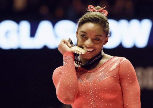 Simone Biles Agrees to Performance Wear Contract with Athleta After 6 Years with Nike