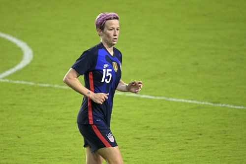 Megan Rapinoe's Late Penalty Helps USWNT Salvage Draw with Sweden