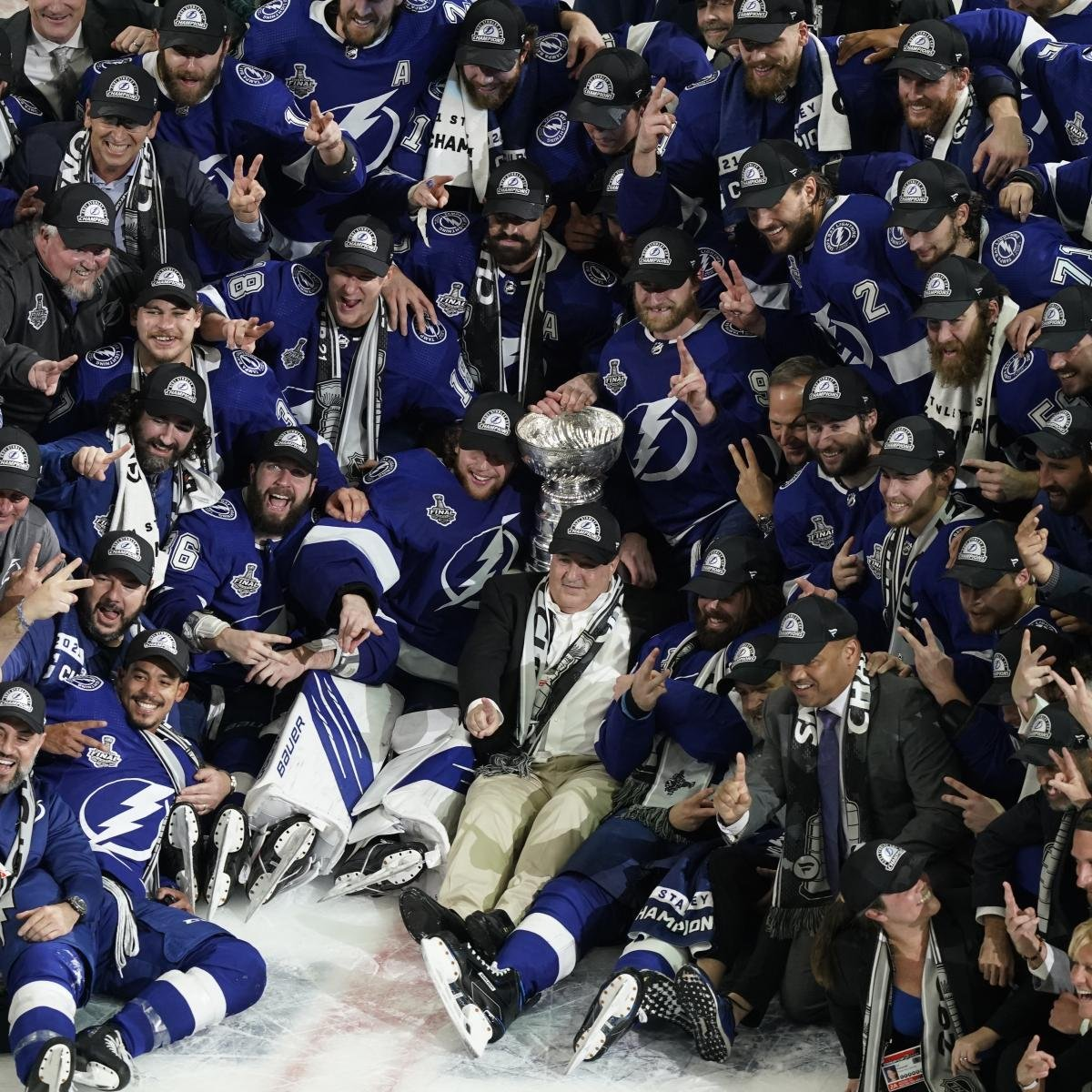 Modern-Day Dynasty? Lightning Making the Case After Back-to-Back Stanley Cup Wins