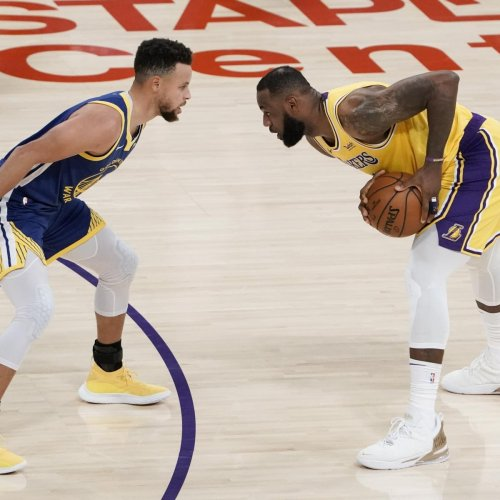 LeBron James 'Loved' Playing with Stephen Curry in 2021 NBA All-Star Game