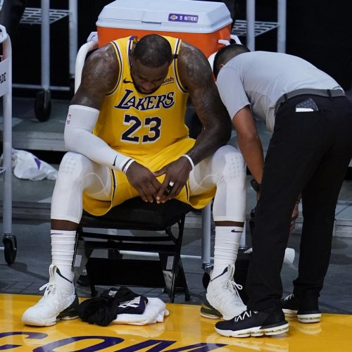 Is This the Beginning of the End for LeBron James?