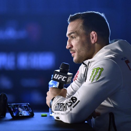 TGIFighting: Michael Chandler Says Oliveira 'Not Capable of 25 Hard Minutes'