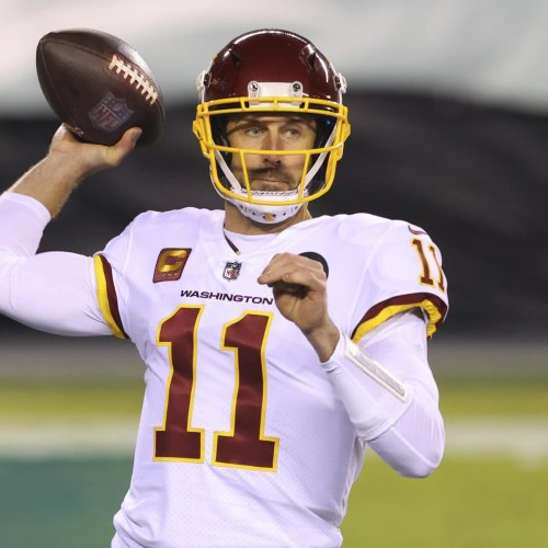 Alex Smith Released by Washington Football Team Ahead of 2021 Free Agency