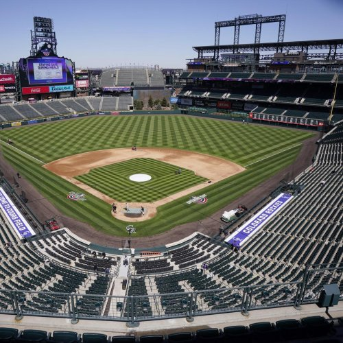 2021 MLB All-Star Game Relocated to Coors Field After Being Moved from Atlanta