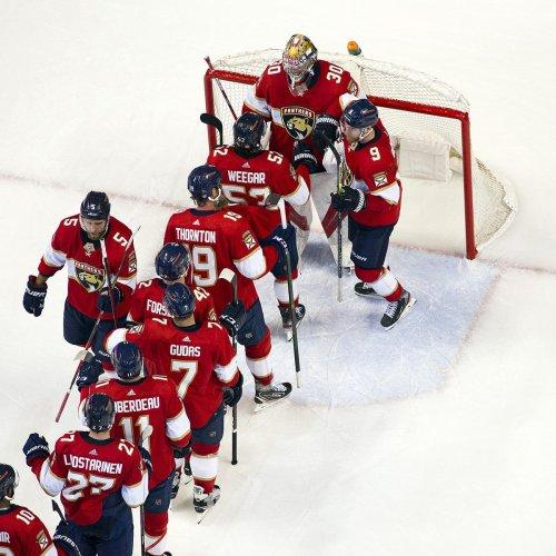 NHL Power Rankings: Florida Panthers Retain No. 1 Spot