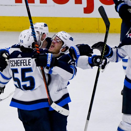 Jets Clinch Postseason Spot with Win vs. Flames; Latest 2021 NHL Playoff Picture