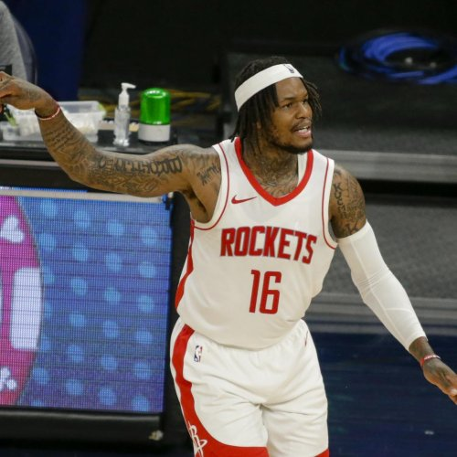 Ben McLemore Agrees to Lakers Contract After Being Waived by Rockets