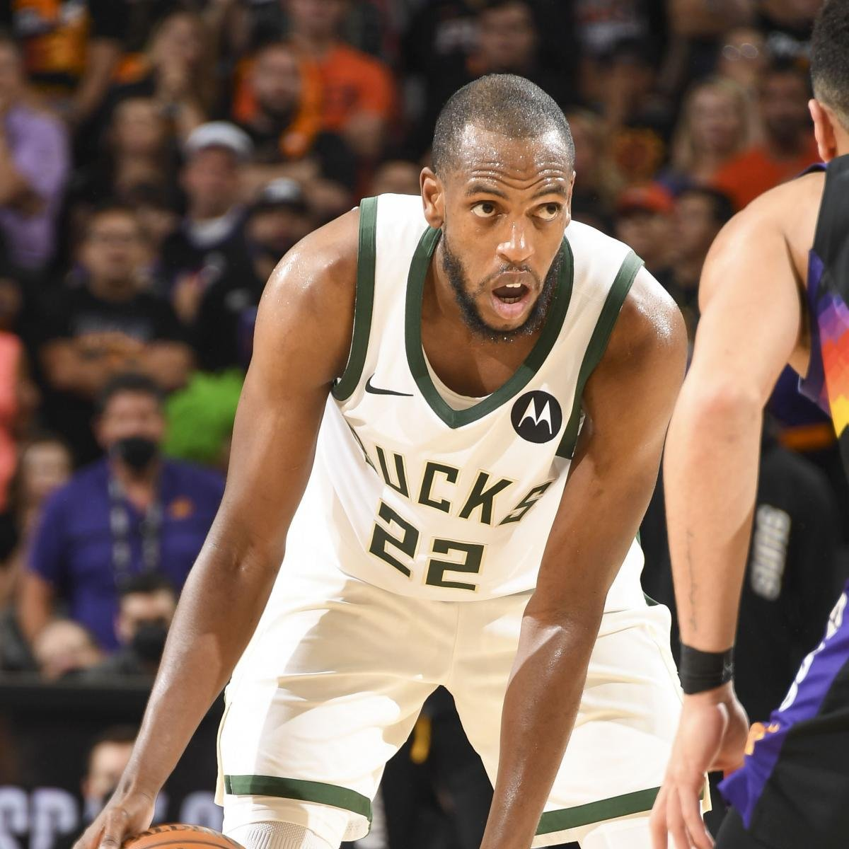 Khris Middleton Has Solidified Star Status During NBA Finals vs. Phoenix Suns