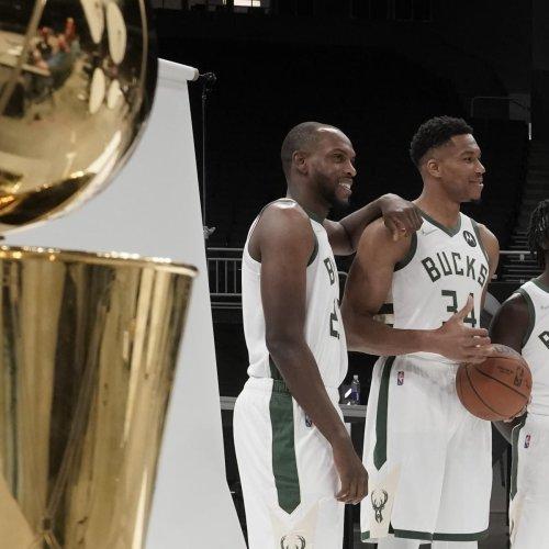 2021-22 NBA Power Rankings: Where Every Team Ranks on Day 1