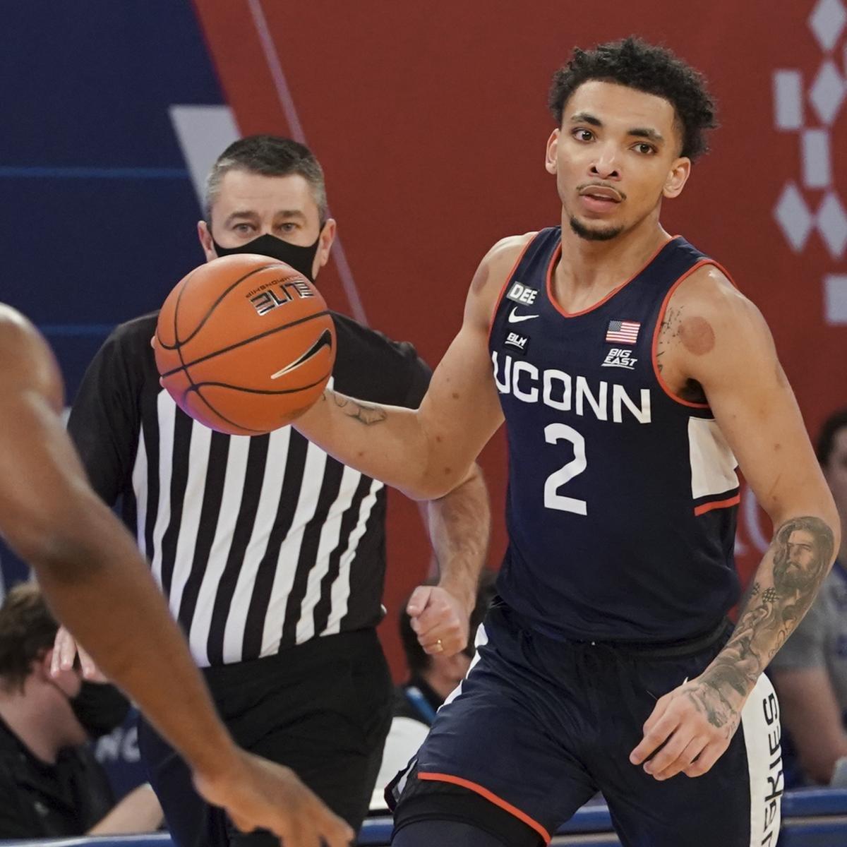 B/R's Final 2021 NBA Mock Draft: Top 4 Picks Coming into Focus