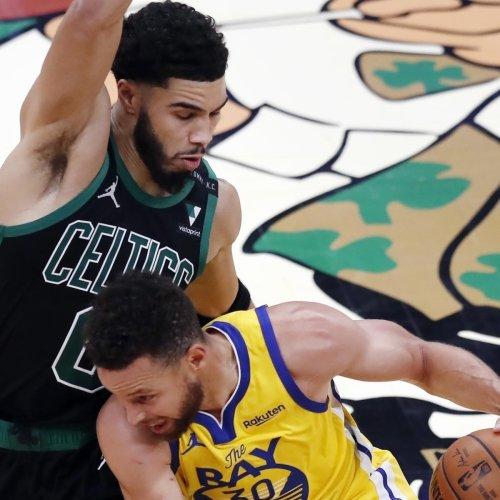 Celtics Beat Warriors in 119-114 Thriller Despite Stephen Curry's 47 Points