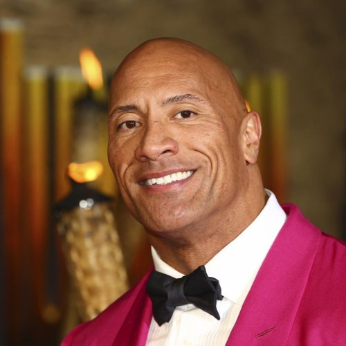 The Rock Celebrates Birthday, Recalls Being Asked If He Was a Girl Growing Up