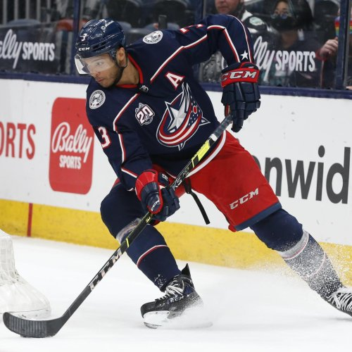 Seth Jones Traded to Blackhawks from Blue Jackets, Reportedly Gets New Contract