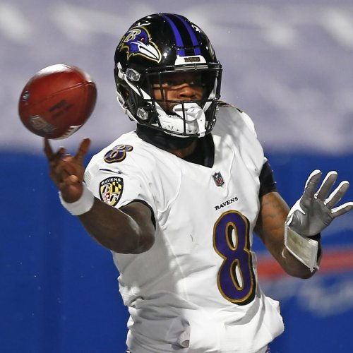 With Better Weapons Around Him, Pressure Is on Lamar Jackson to Regain MVP Form