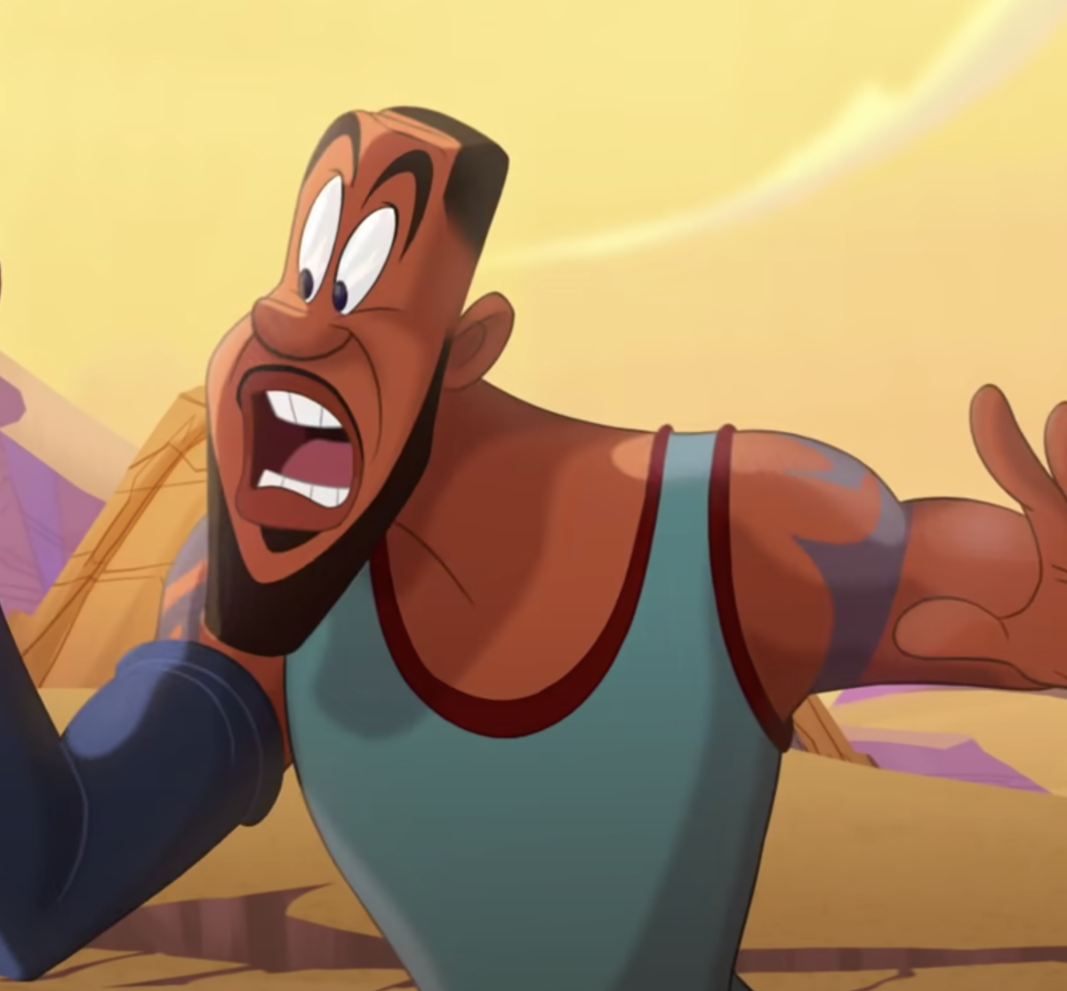 The 10 Best Easter Eggs in 'Space Jam: A New Legacy'