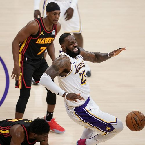 Solomon Hill Responds to Criticism He Intentionally Injured Lakers' LeBron James