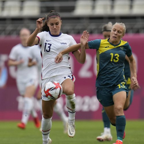 Olympic Soccer 2021: USWNT Ties Australia, Faces Netherlands in Knockout Round