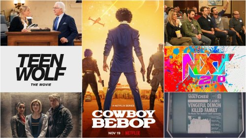 BCTV Daily Dispatch 25 Sept 21: Night Court, Doctor Who & Cowboy Bebop