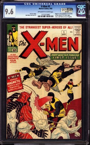X-Men #1 About To Set A New Record At Auction
