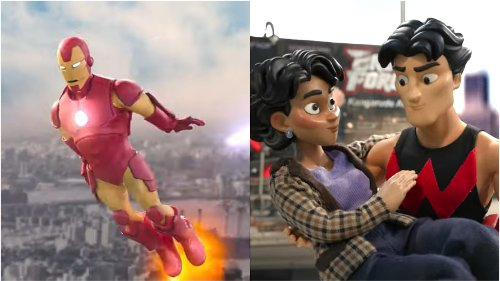 M.O.D.O.K. Trailer: Hamm's Iron Man, Fillion's Wonder Man & More
