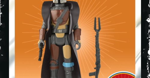 Perfect Collectibles For Star Wars The Mandalorian Fans Old and New