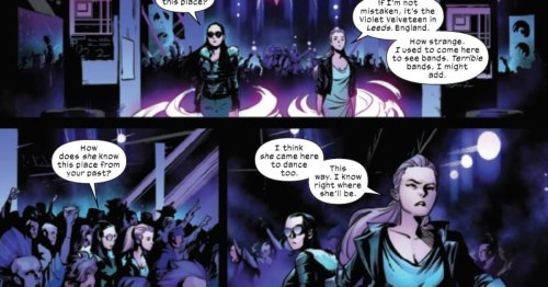 X-Men Villain Malice - A South Yorkshire Goth? Excalibur #20 Spoilers
