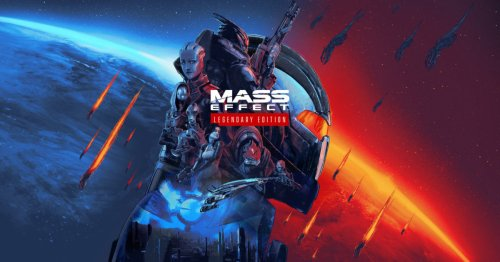 BioWare Details Visual Improvements To Mass Effect: Legendary Edition