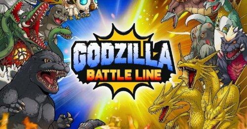 Toho Games Reveals More Content For Godzilla Battle Line